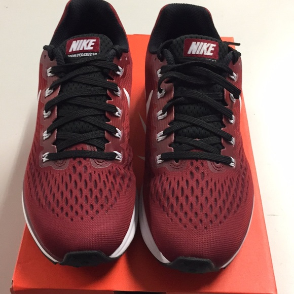 Nike Air Zoom Pegasus 34 Team Red Size 7.5